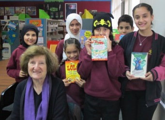 June Factor and children of Coolaroo South PS